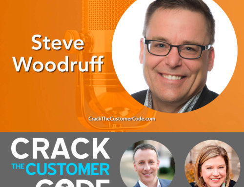 359: Steve Woodruff, What Makes You Distinct?