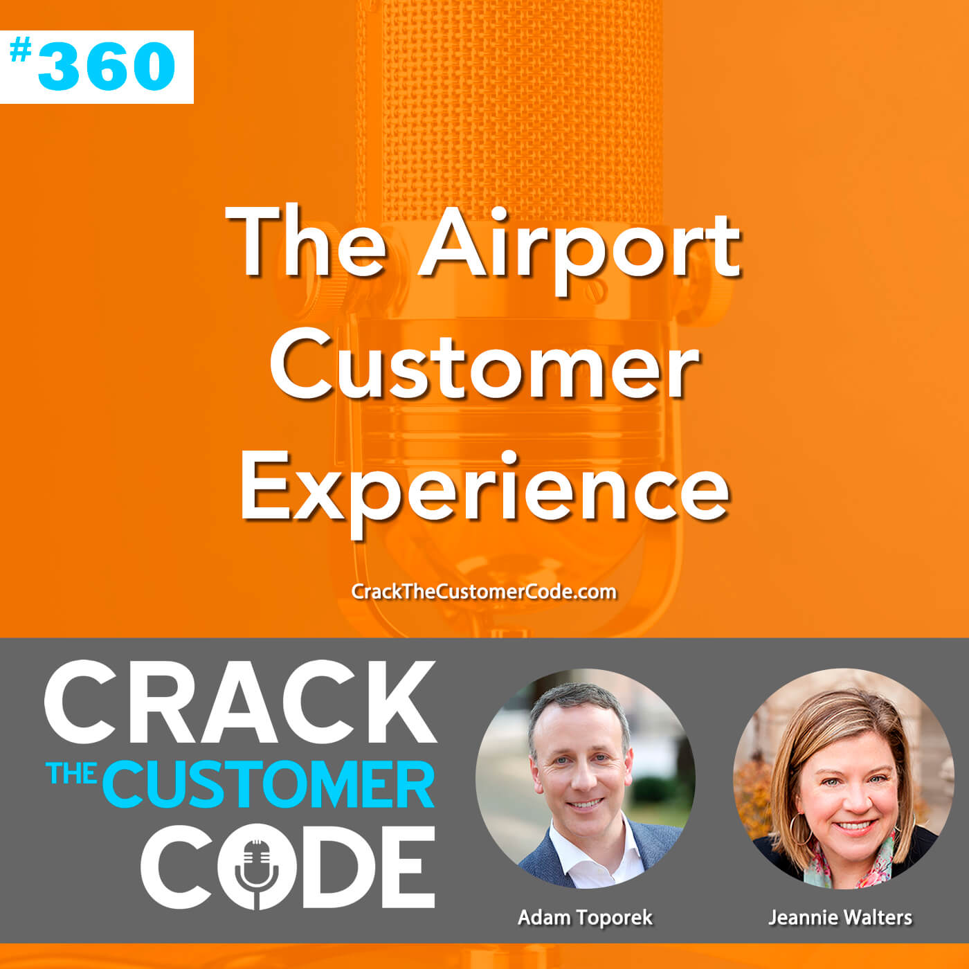 360: The Airport Customer Experience