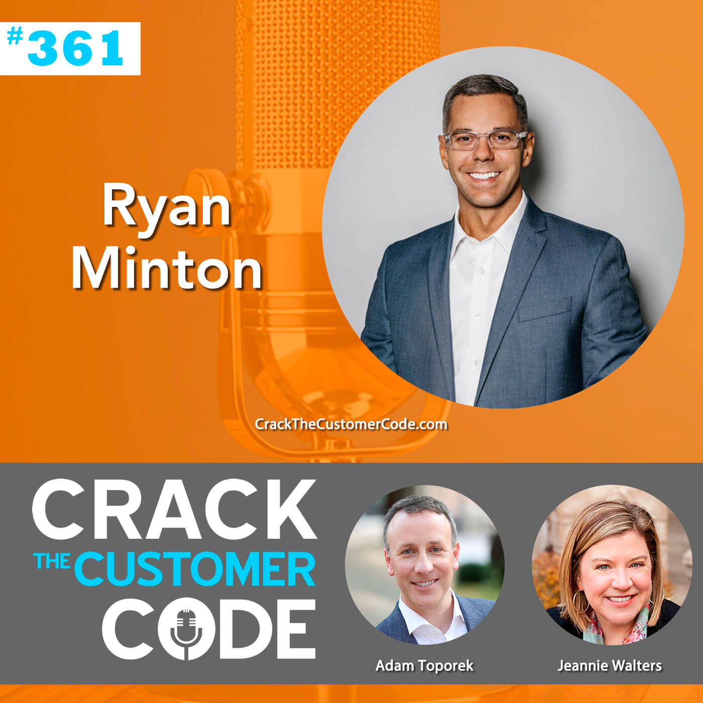 361: Ryan Minton, Thanks For Coming In Today