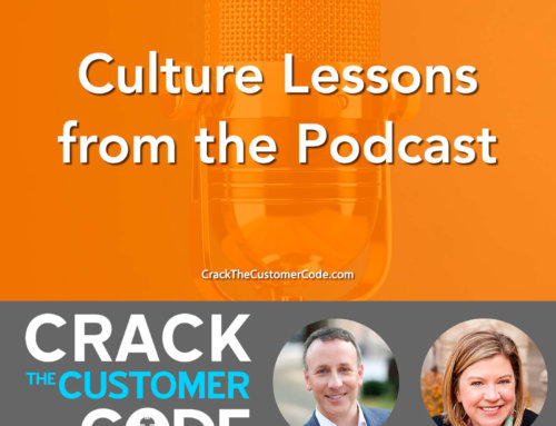 364: Culture Lessons From The Podcast