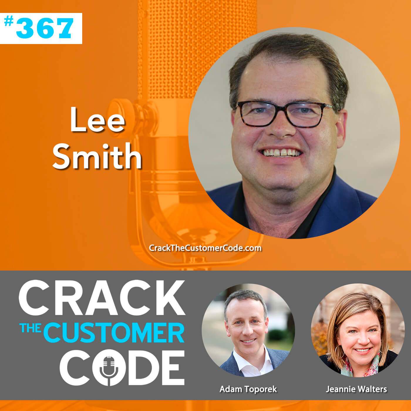 367: Lee Smith, Putting Fuel Behind Your Sales