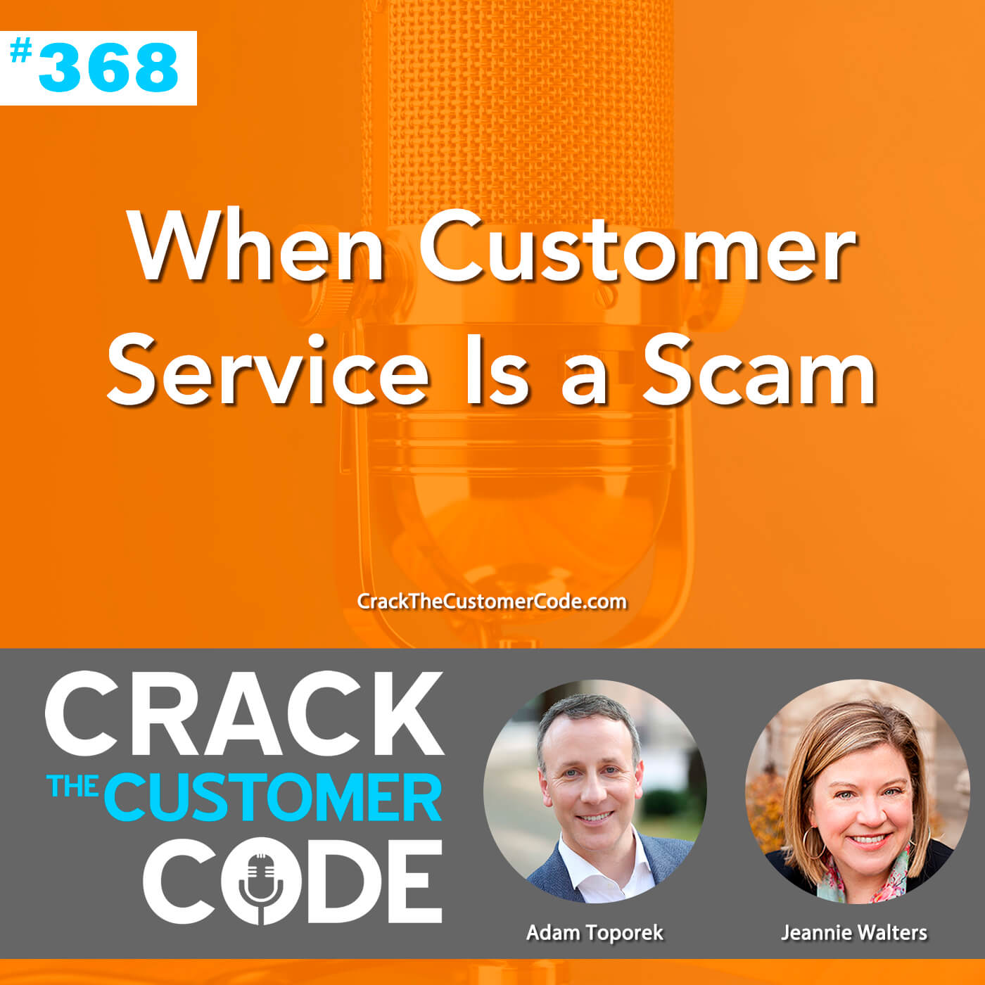368: When Customer Service Is a Scam
