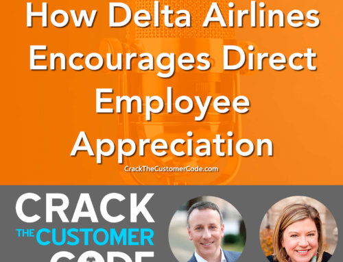 370: How Delta Airlines Encourages Direct Employee Appreciation