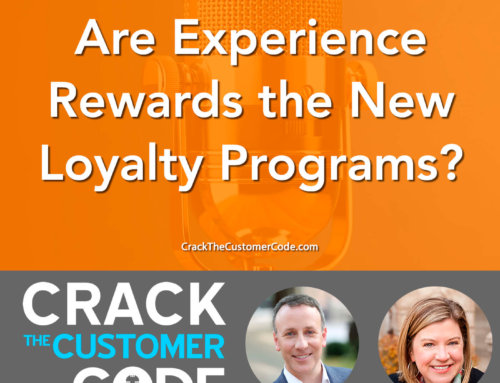 372: Are Experience Rewards the New Loyalty Programs?