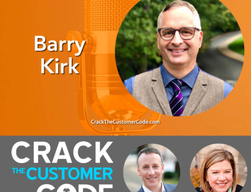 373: Barry Kirk, A Framework for Customer Loyalty