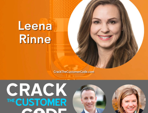 375: Leena Rinne, A Fellow Code Cracker